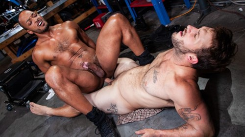 The Night Riders – Nicholas Ryder & Dillon Diaz