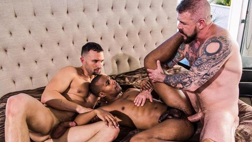 Jacen Zhu, Colby Tucker, Rocco Steele – Double Checkmate