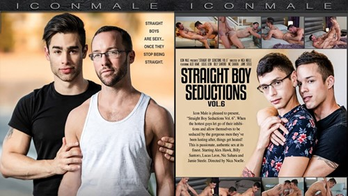 Straight Boy Seductions Vol.6